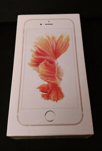 BRAND NEW UNOPENED iPhone 6s 32GB Rose Gold - Flex Activation