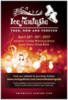 Ice Fantasia Then, Now and Forever