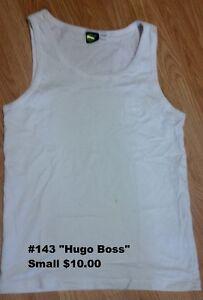 Mens Hugo Boss Tank