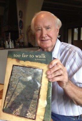 Forrest Fenn   Too Far To Walk   Hardcover   Treasure Map