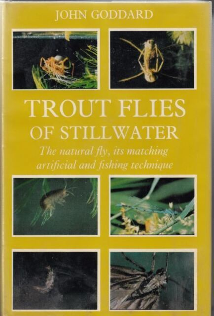 Trout Flies of Stillwater : John Goddard