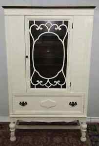Painted China Cabinet * Delivery Available *