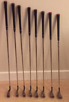 2014 Big Bertha irons 4-SW