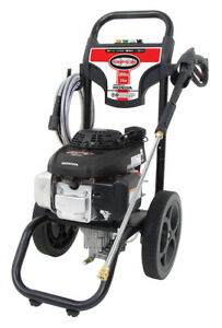 SIMPSON MS60551-S 3200 PSI at 2.5 GPM Gas Pressure Washer HONDA