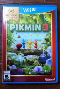 Pikmin 3 and Kirby's Return to Dreamland