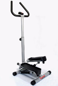 twister stepper with handlebar