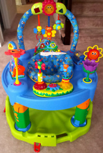 Evenflo Exersaucer ***3 stage learning -Triple Fun*** $60