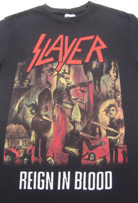 SLAYER reign in blood SMALL T-SHIRT