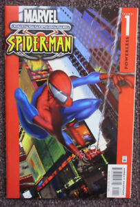 Ultimate Spider-Man 1-50 COMPLETE Comic Run Mint Condition