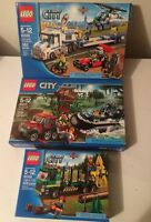 *New Unopened* LEGO City Sets