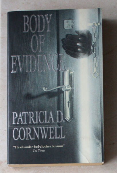 Body of Evidence, Patricia D. Cornwell