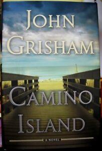 John Grishman Camino Island book