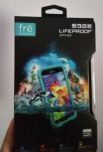 brand new in box lifeproof CASE only fre galaxy s5 Windsor Region Ontario image 1