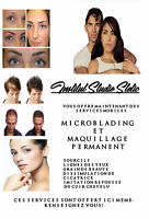 Promo MicroBlading Maquillage-Permanent  Perçage Cils Ongles