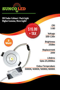 CONTRACTOR ELECTRICAL SPECIAL*** LED LIGHTS/SLIM PANELS/BULBS