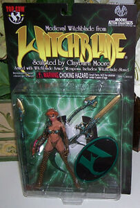 Medieval Figure CM8011 from Witchblade Moore Action Collectibles