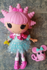 Lallaloopsy dolls in excellent condition. $20 each
