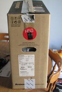 LENOVO H50-50 WORKSTATION BRAND NEW IN BOX.