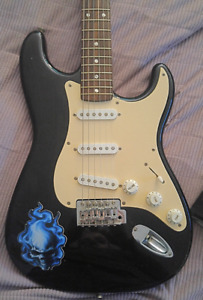 Excellent Condition, Fender Squire Strat
