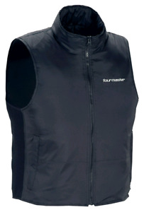 Tour Master Synergy 2.0 Heated Vest Liner With Collar . MEDIUM.
