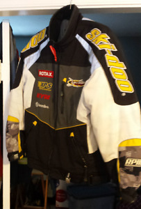 SKIDOO snowmobile jacket and pants