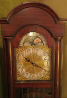 **ON SALE!!! Moon Phase Grandfather Clock - Visa/MCard Available