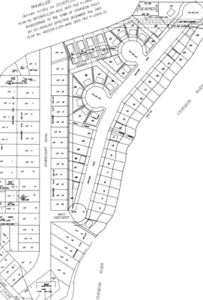 4 lots for sale zoned for 4 plex's
