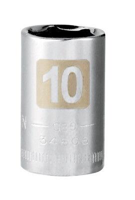 NEW! CRAFTSMAN 10mm Standard Socket 1/4