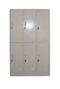 Lockers For Daycare, School, Spa & Any Workplace