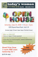 Open House - today's woman Fitness Studio