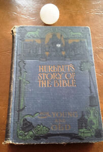 Hurlbut's Story of The Bible for Young and Old Kitchener / Waterloo Kitchener Area image 1