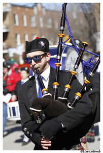 bagpiper for all occasions St. John's Newfoundland image 1