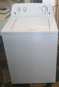 Kenmore super capacity washer works great