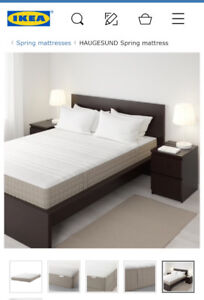 Ikea Matress Queen size, gently used, very good condition
