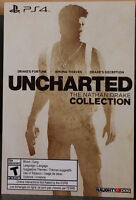 UNCHARTED The Nathan Drake COLLECTION Playstation 4