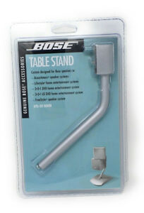 bose acoustimass table stand for speaker (single)