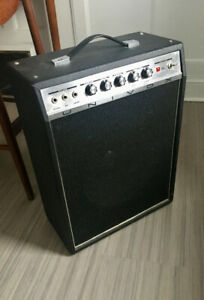 "Univox 1x12"" solid state vintage amp"