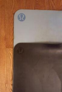 LULULEMON - His & Hers Yoga Mat Set
