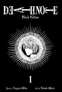 Death Note-Black Edition-Excellent condition + 2 Death Note dvds