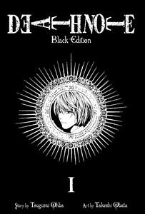 Death Note-Black Edition-Excellent condition + Manga bonus