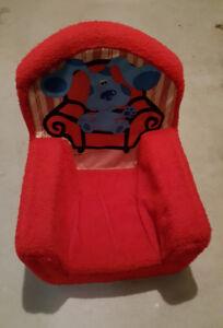 Blues Clues  Plush chair