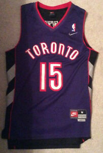 Vince Carter!  Brand New NBA Authentic Jersey!