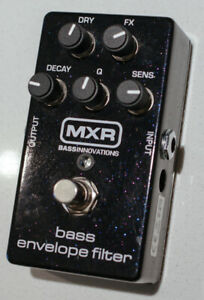 REDUCED: MXR Jim Dunlop Bass Envelope Filter $180