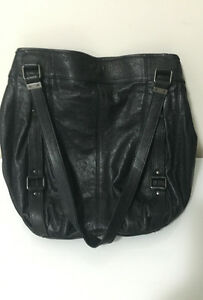 Diesel Purse - Black Leather Strathcona County Edmonton Area image 1