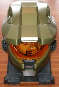 Halo Three Master Chief Helmet, XBOX 360