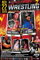 IHW Wrestling LIVE @Moncton Lion's Club
