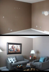Professional Female Painter 18 yrs exp in SW Ontario best rates