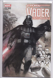 Star Wars Vader Down #1, Dynamic Forces variant cover