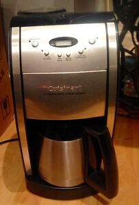 Cuisnart Coffee Machine with bean grinder