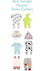 Looking for gender neutral baby clothes